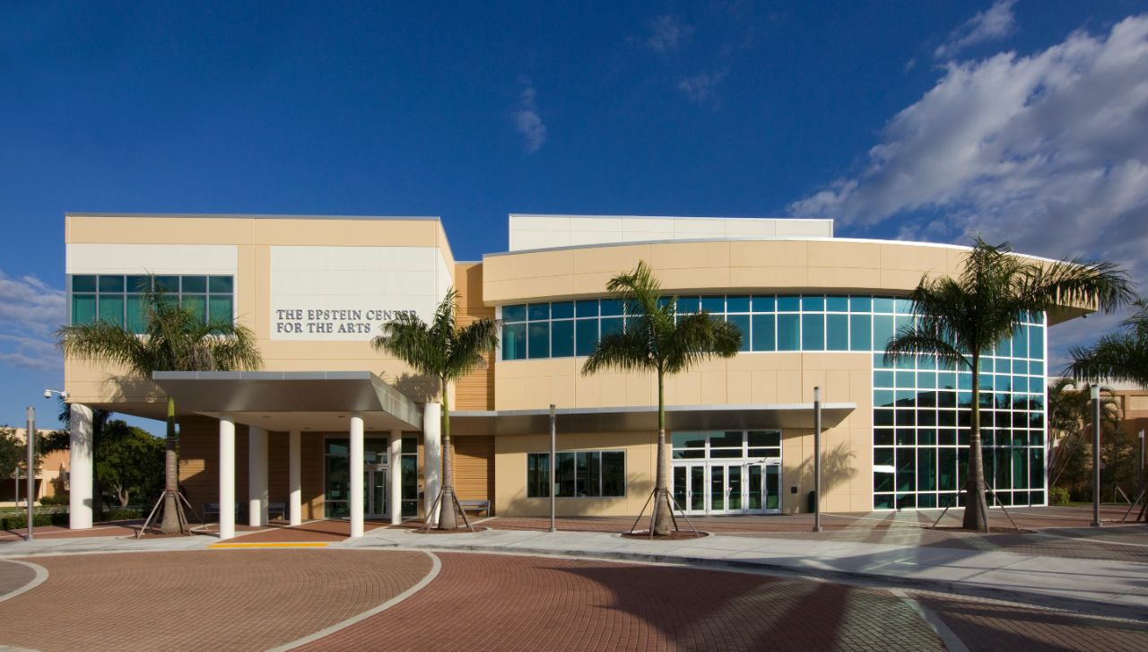 The NSU University School Center for the Arts