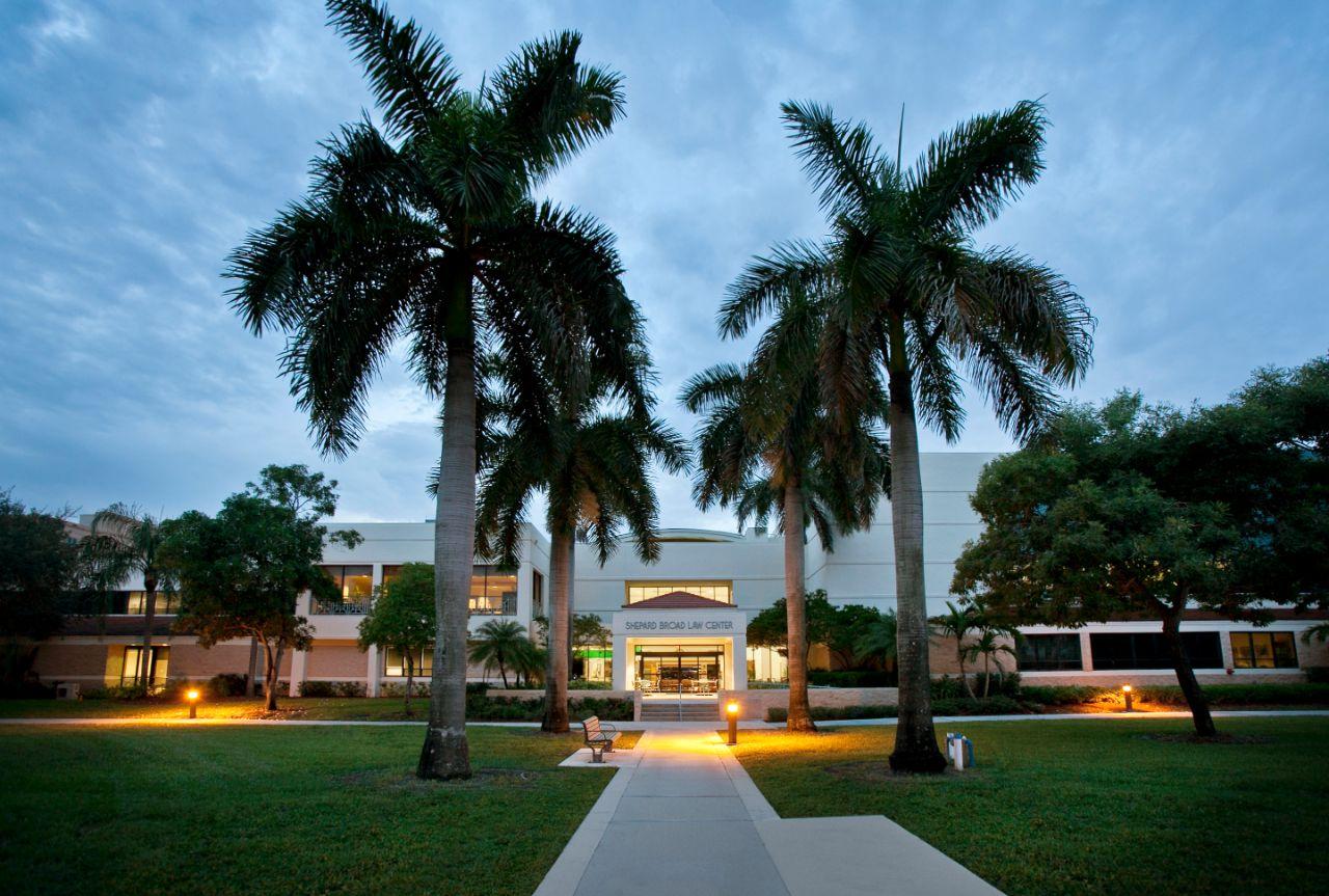 The Leo Goodwin Sr. Hall