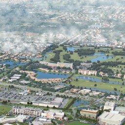 Nova Southeastern University Campus Maps